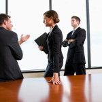 Can a property manager be related to a HOA President?