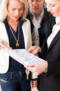 Can a divorce affect a property management contract?