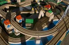 roads and railways series #1